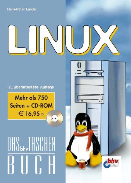 LINUX. Mit CD-ROM. Das bhv Taschenbuch - Hans-P...