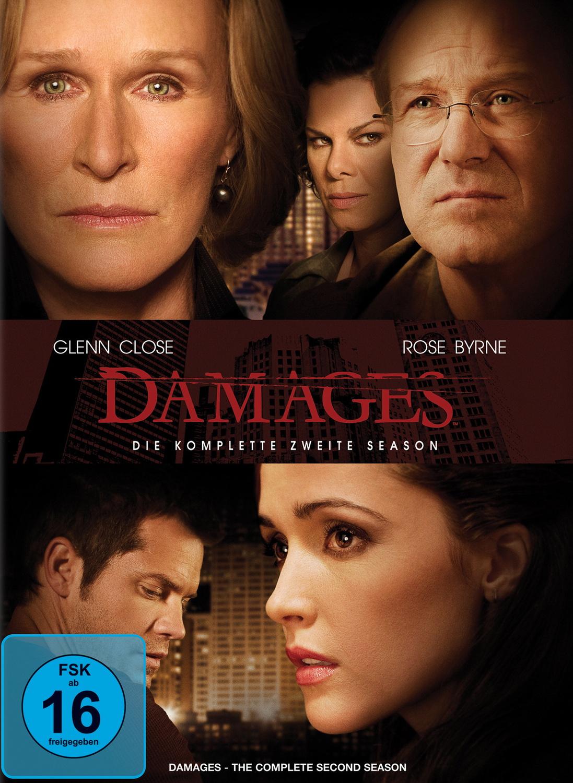 Damages - Im Netz der Macht - Staffel 2