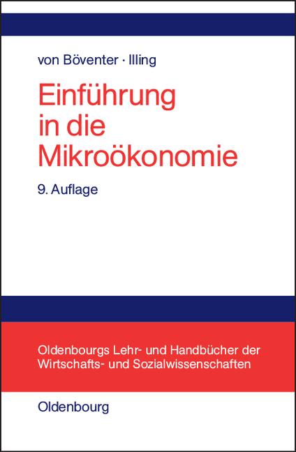 Einführung in die Mikroökonomie - Edwin von Böv...