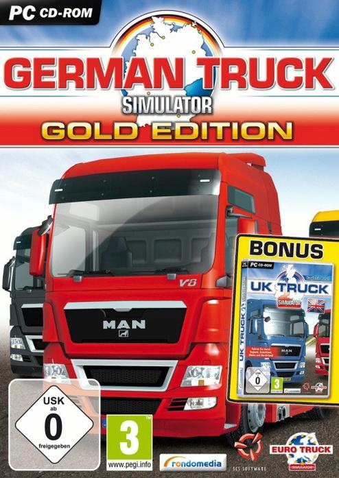 German Truck Simulator: Gold Edition
