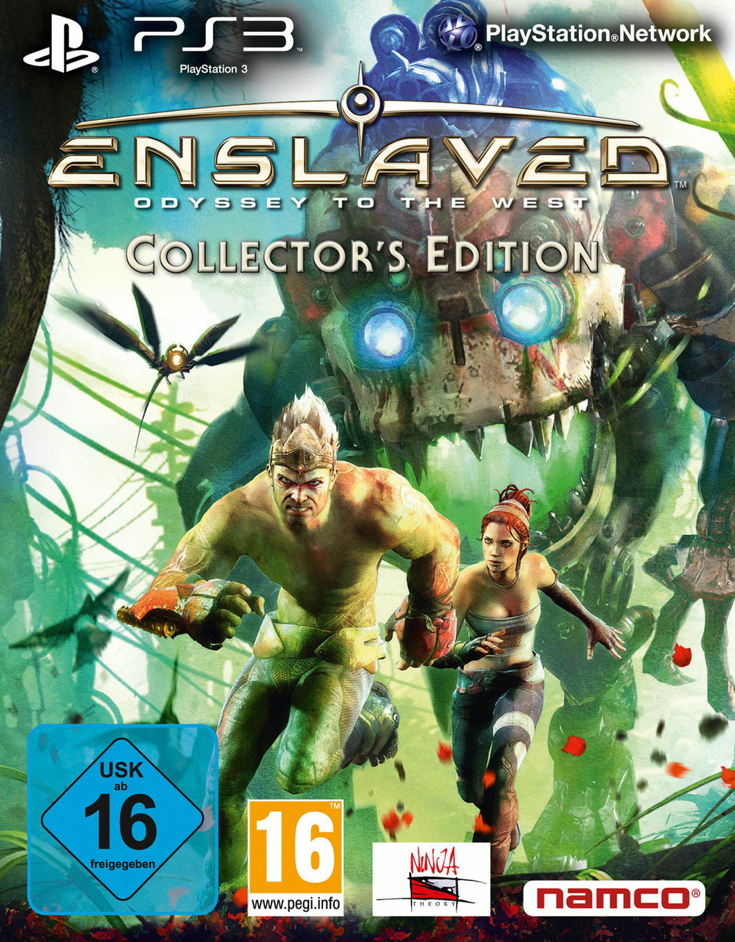 Enslaved: Odyssey to the West [Collectors Edition]