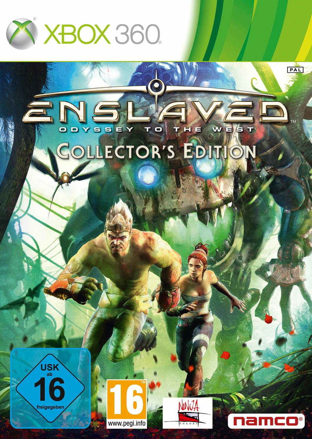 Enslaved Collectors Edition