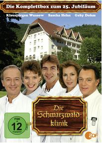 Die Schwarzwaldklinik - Komplettbox zum 25. Jubiläum