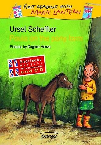 Paula on the pony farm: Englische Ausgabe mit V...