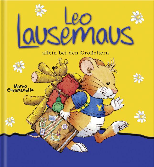 Leo Lausemaus allein bei den Grosseltern - Marco Campanella