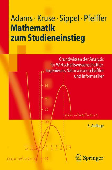 Mathematik zum Studieneinstieg: Grundwissen der...