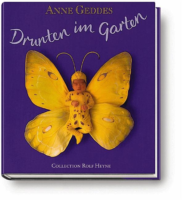 Drunten im Garten, Mini-Ausgabe - Anne Geddes