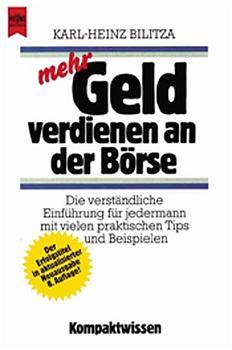 Mehr Geld verdienen an der Börse - Karl-Heinz B...