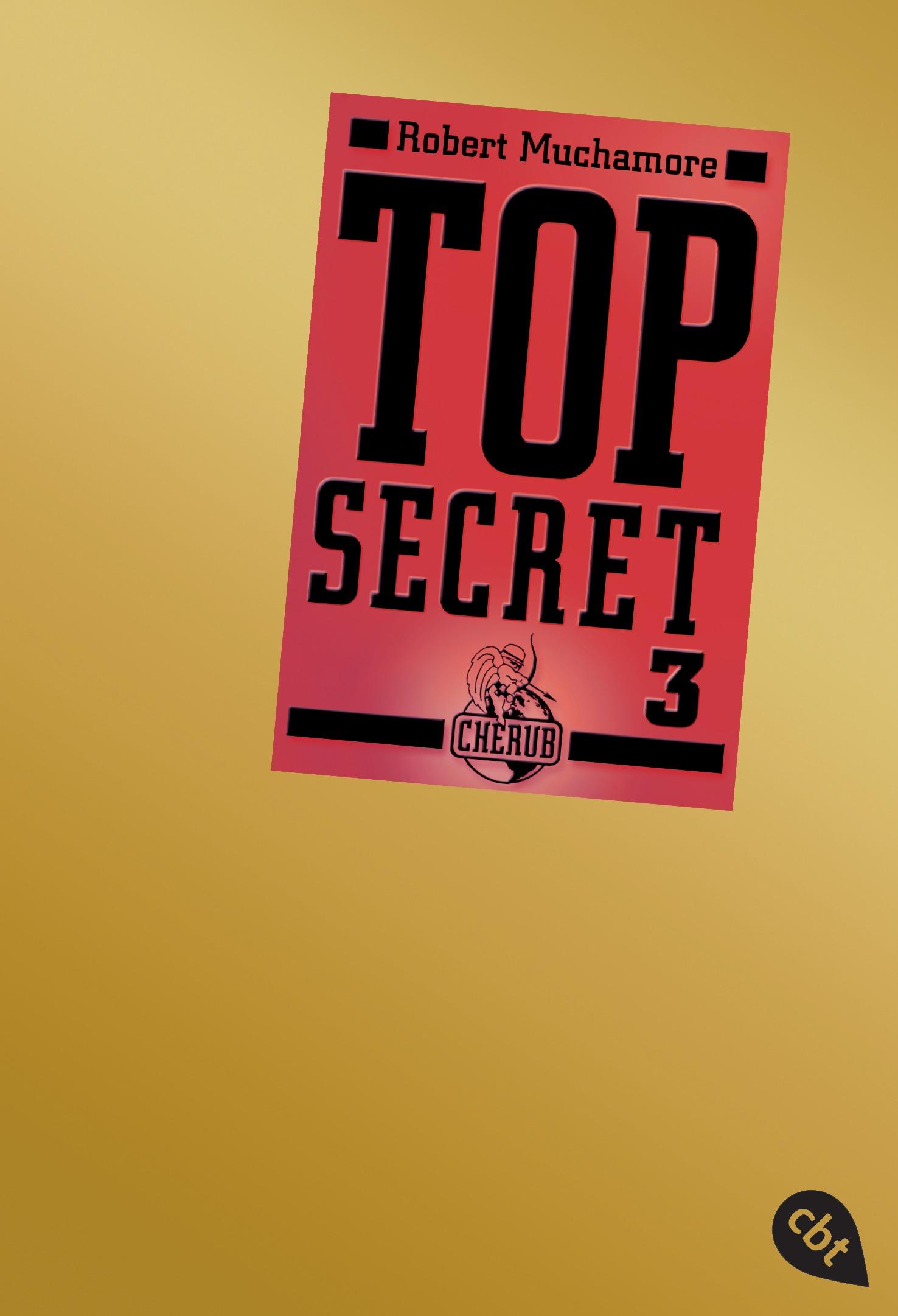 Top Secret - Der Ausbruch - Robert Muchamore