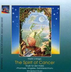 The Spirit of Cancer. CD. Musik für den Krebs. ...