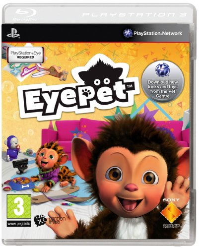 EyePet [Software only, Internationale Version]