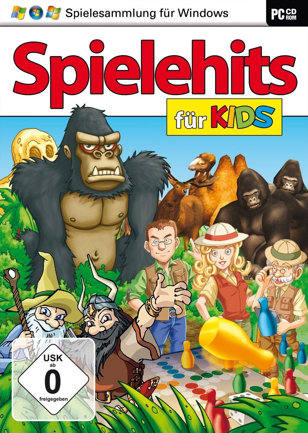 Spielehits für Kids