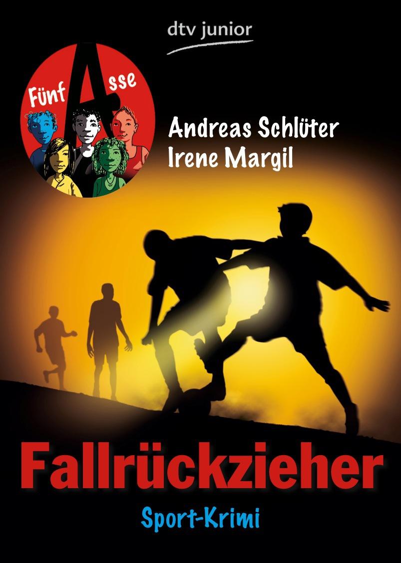 Fallrückzieher Fünf Asse: Sport-Krimi - Irene Margil