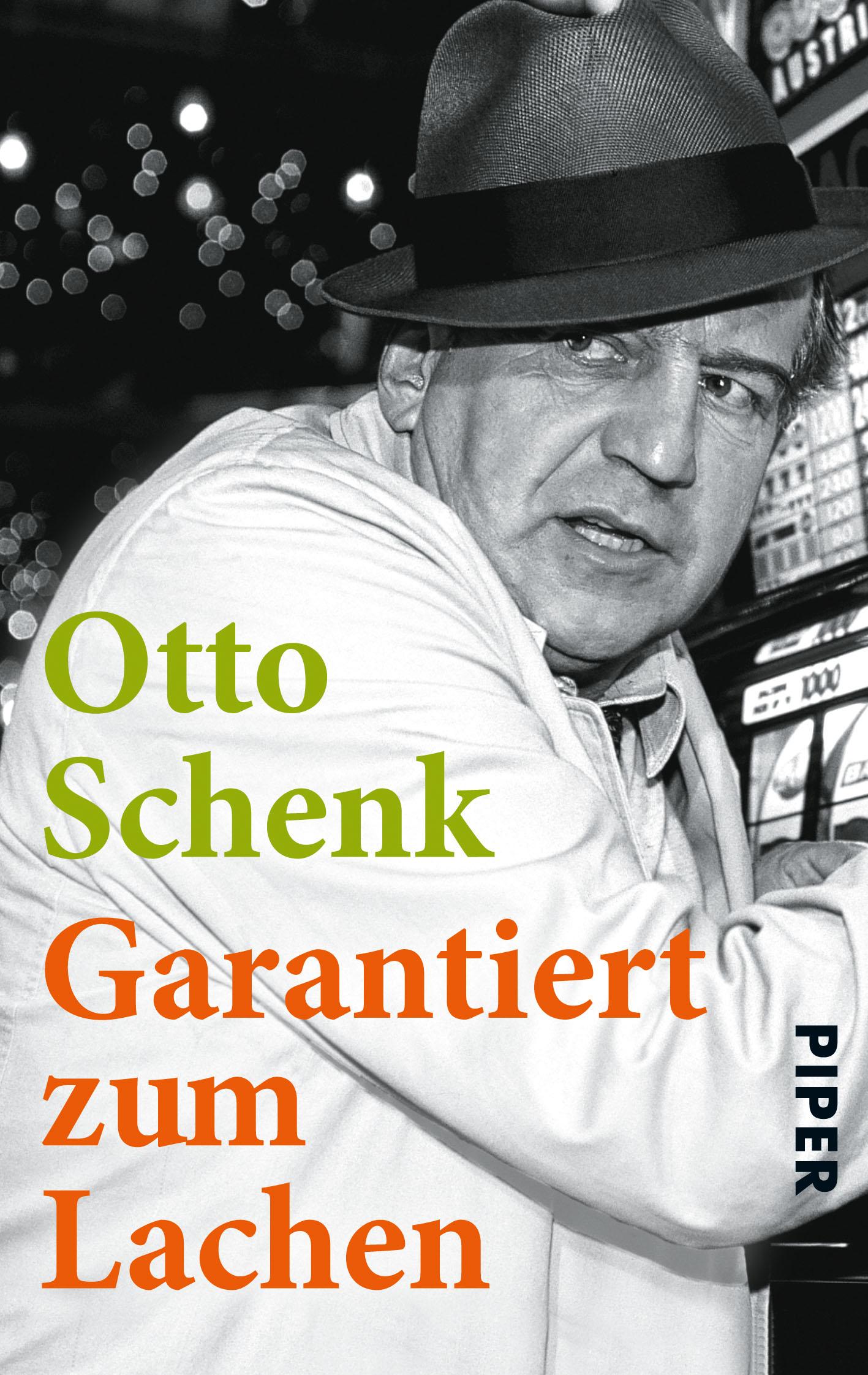 Garantiert zum Lachen - Otto Schenk