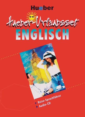 Hueber-Urlaubs-Set Englisch