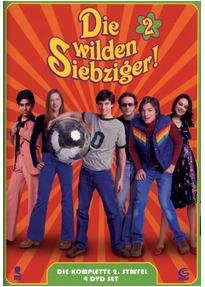 Die wilden Siebziger - Season 2