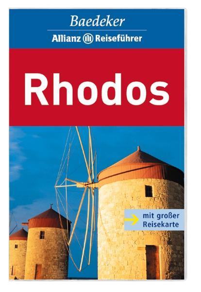 Baedeker Allianz Reiseführer Rhodos - Baedeker Redaktion