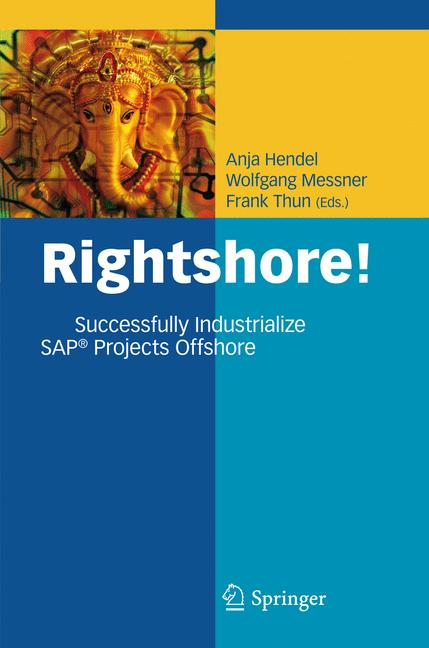 Rightshore! Successfully Industrialize SAP Proj...