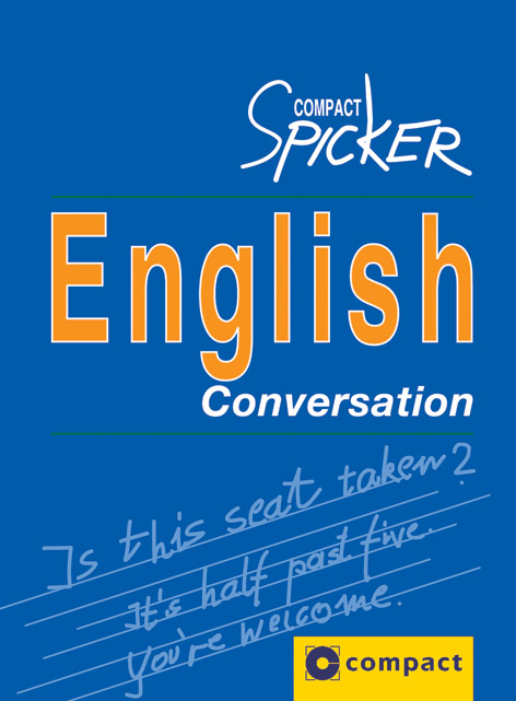Compact English Conversation: English-German Ph...