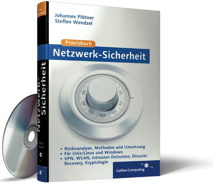 Praxisbuch Netzwerk-Sicherheit - VPN, WLAN, Int...
