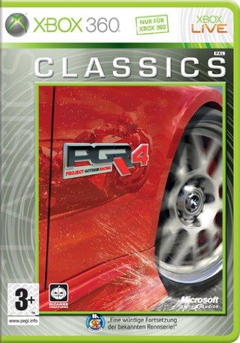 Project Gotham Racing 4 [Classics, Internationale Version]