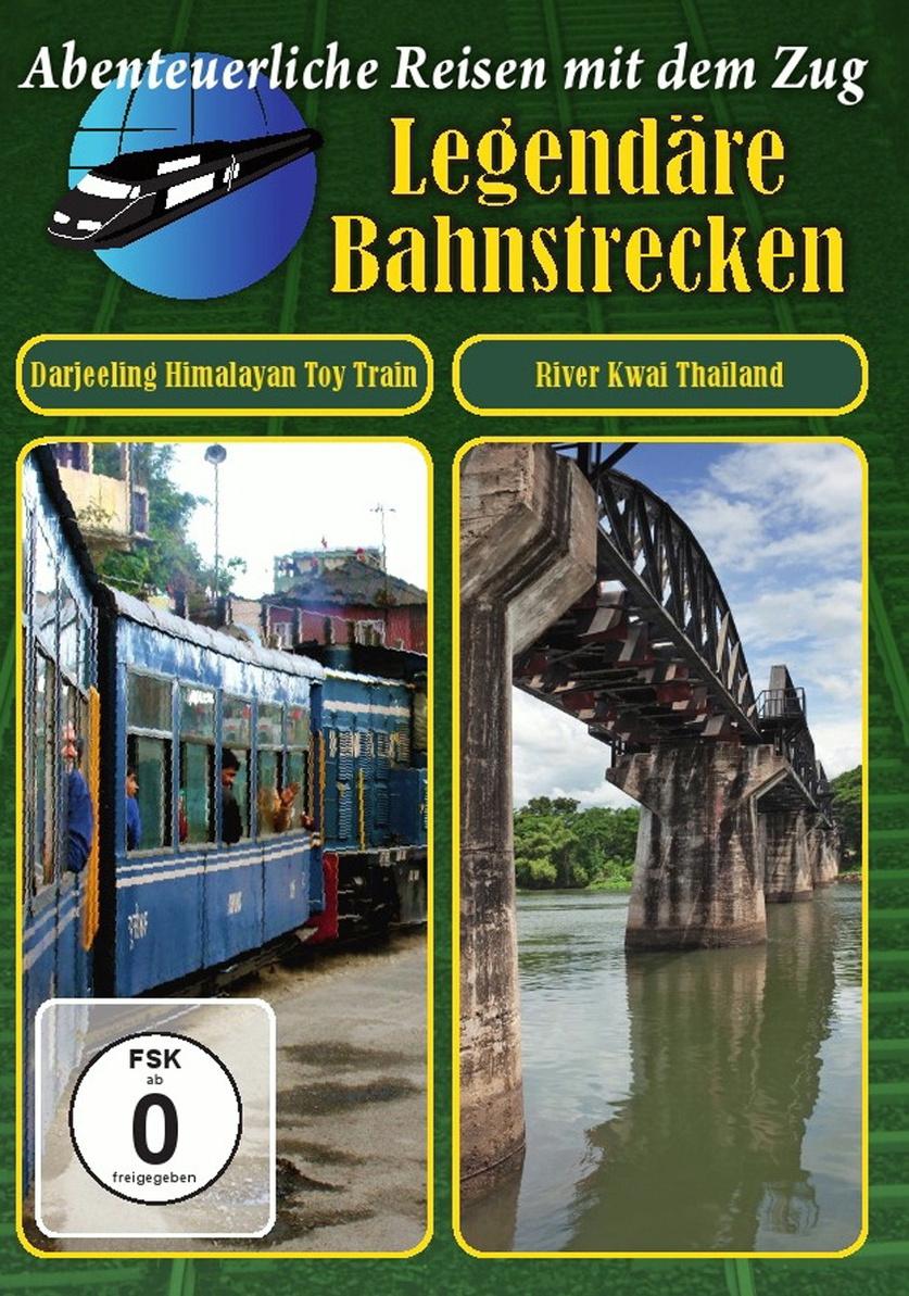 Abenteuerliche Reisen mit dem Zug - Darjeeling ...