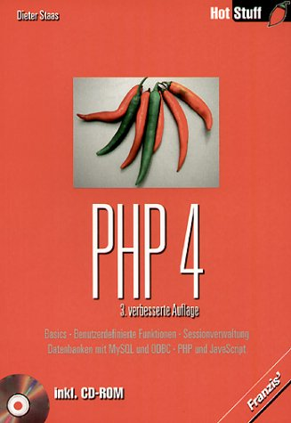 PHP 4, m. CD-ROM - Dieter Staas