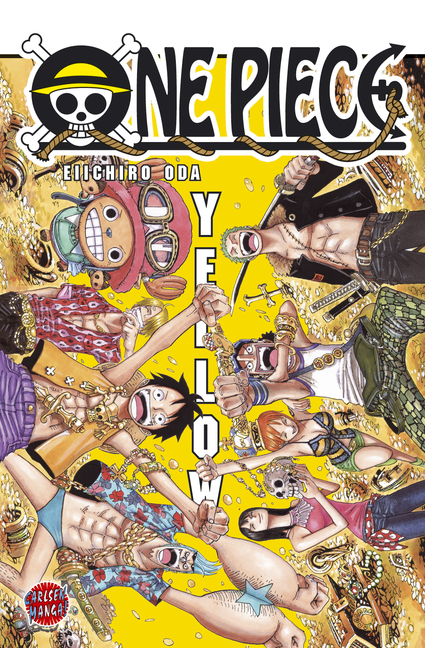 One Piece: Yellow: Grand Elements - Eiichiro Oda