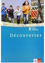 Déouvertes - Band 3: Cahier d'activités - Gerard Alamargot