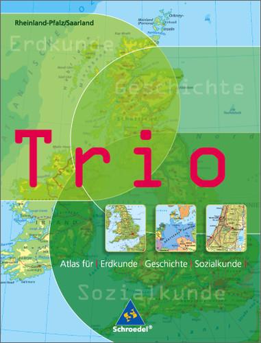 Ausgabe 2006 Rheinland-Pfalz /Saarland: Trio At...