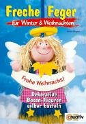 Freche Feger für Winter & Weihnachten. Dekorati...
