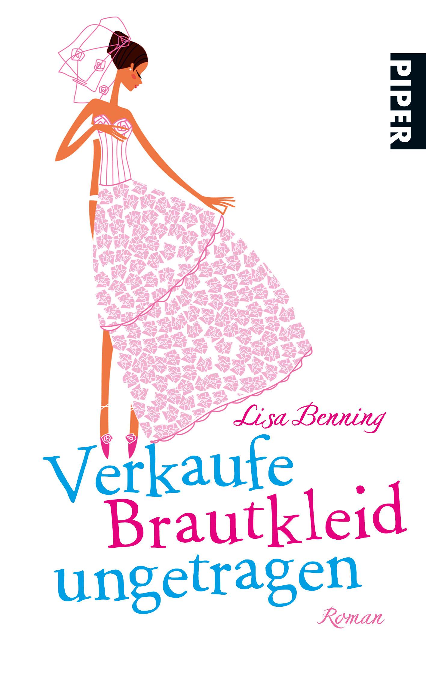 Verkaufe Brautkleid ungetragen - Lisa Benning