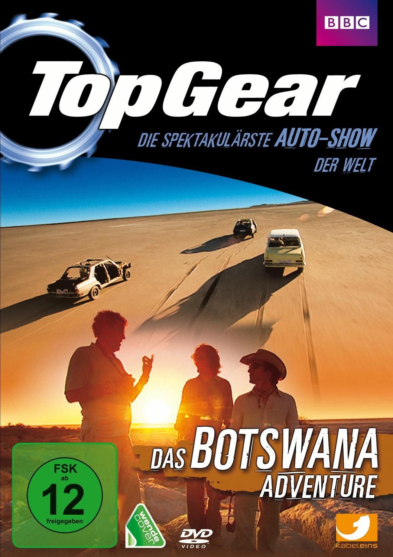 Top Gear - Box 1 - Das Botswana Special
