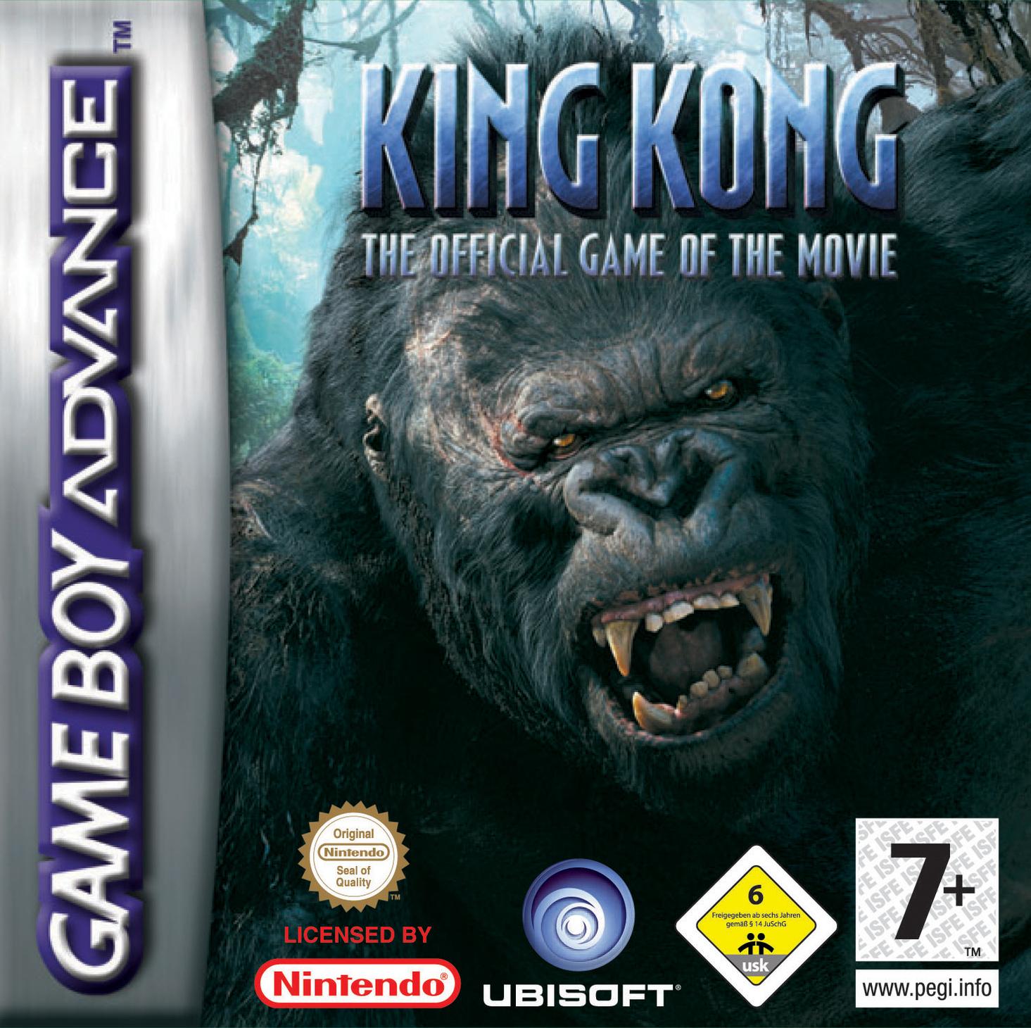 Peter Jackson´s King Kong - The Official Game O...