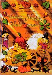 Hexen, Herbst und Halloween. Gespenstisch schöne Motive mit Window Color - Alexandra Funk