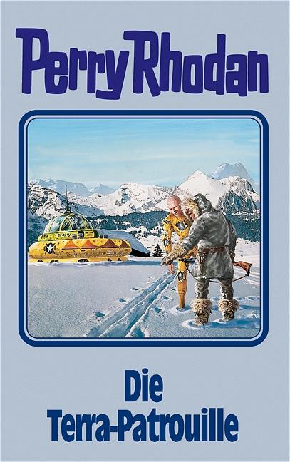Perry Rhodan - Band 91: Die Terra Patrouille [S...