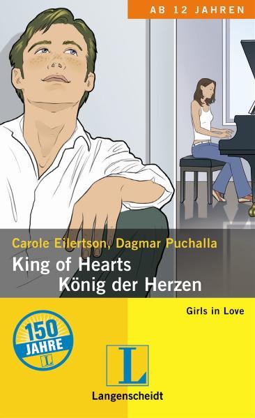 King of Hearts / König der Herzen (Girls in Love) - Carol Eilertsen