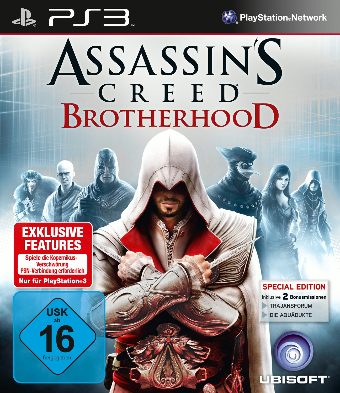 Assassin´s Creed: Brotherhood [D1 Version]
