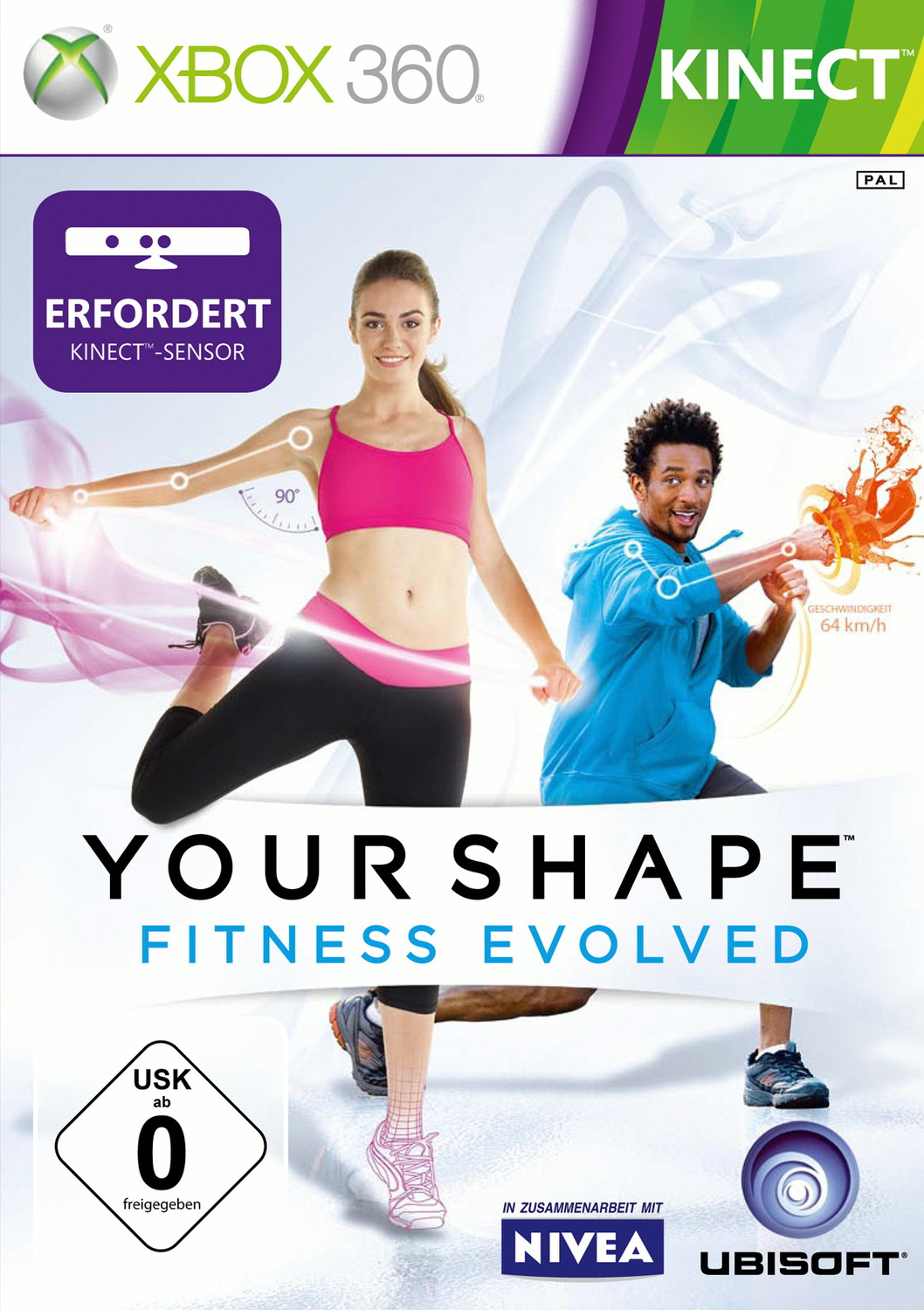 Your Shape: Fitness Evolved [Kinect erforderlich]