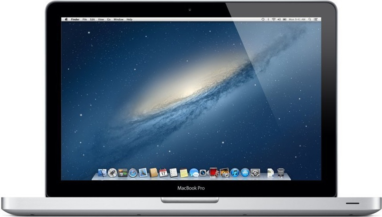 Apple MacBook Pro 15.4 (Retina Display) 2.6 GHz Intel Core i7 8 GB RAM 512 GB SSD [Mid 2012, englisches Tastaturlayout, QWERTY]