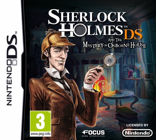 Sherlock Holmes and the Mystery of Osborne Hous...