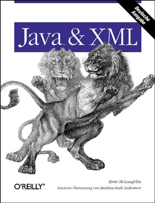 Java und XML - Brett McLaughlin