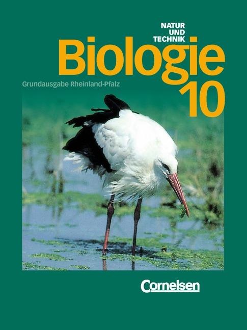 Natur und Technik - Biologie - Grundausgabe Rhe...