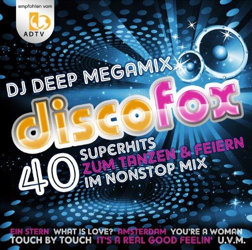 Various - DJ Deep MEGAMIX DISCOFOX - 40 Superhi...