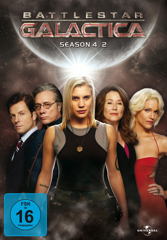 Battlestar Galactica Season 4.2