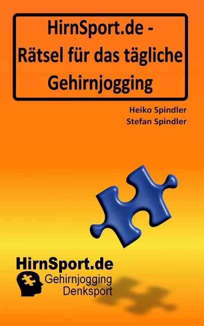 HirnSport.de - Rätsel für das tägliche Gehirnjogging - Heiko Spindler
