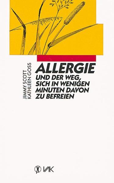 Allergie und der Weg, sich in wenigen Minuten davon zu befreien - Jimmy Scott