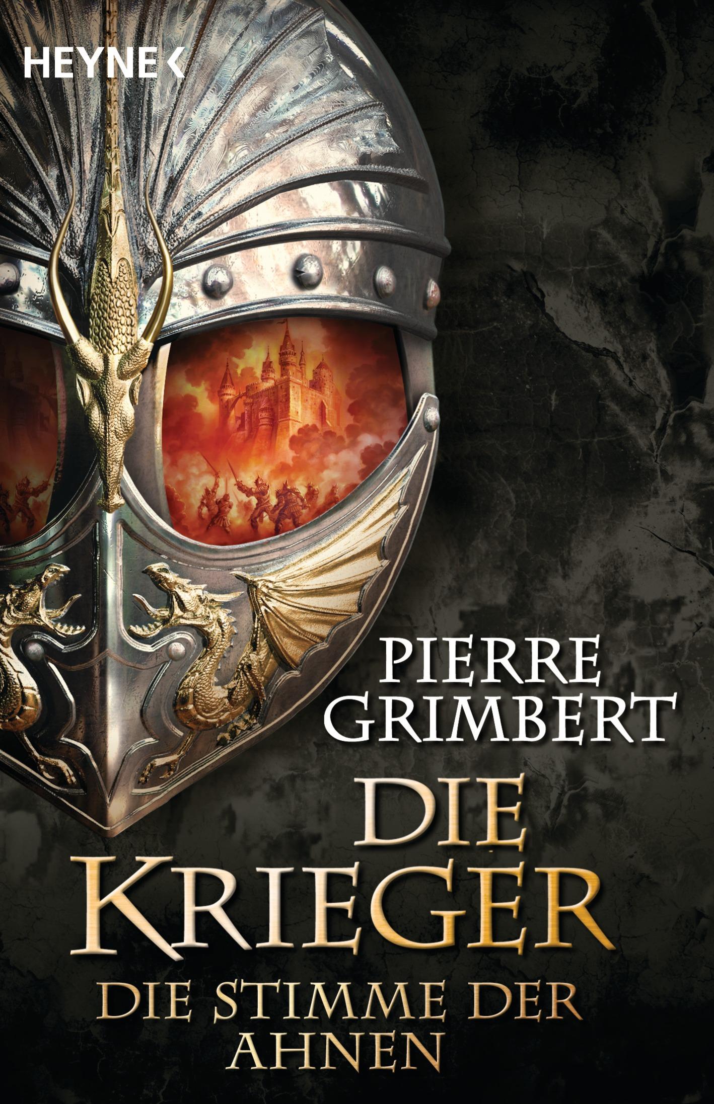 Die Stimme der Ahnen: Die Krieger 3 - Roman - P...