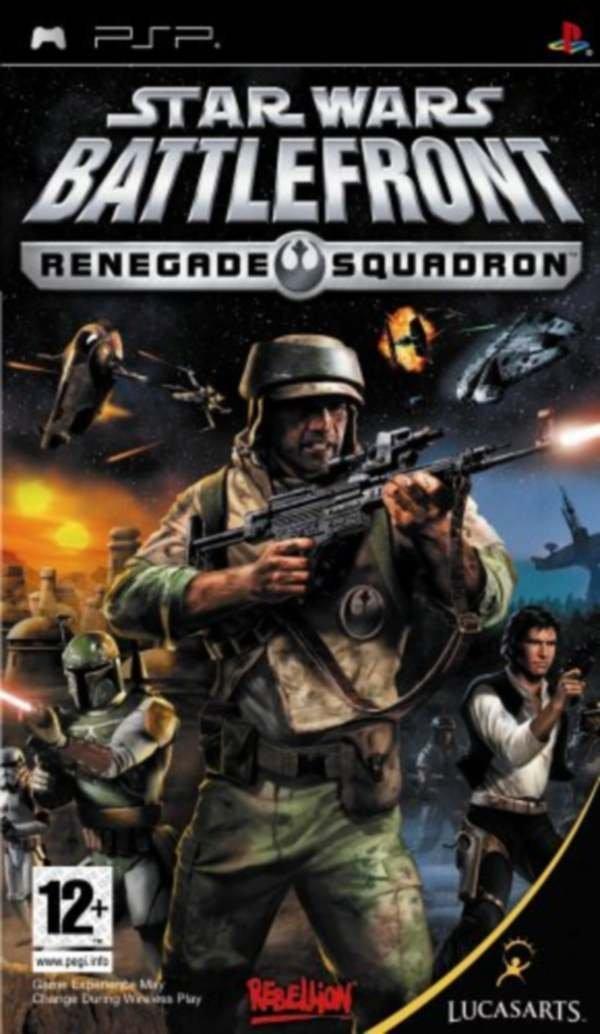 Star Wars Battlefront: Renegade Squadron [Internationale Version]