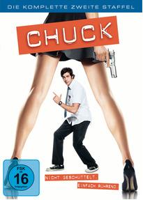 Chuck - komplette zweite Staffel